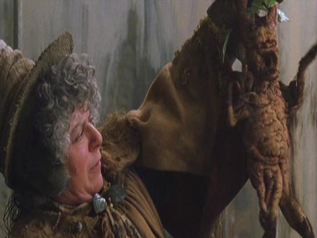 On Mandrakes, Harry Potter & Transplanting