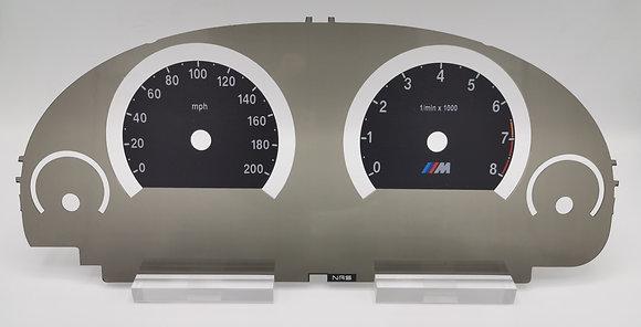 2015-2017 BMW X5M/X6M/M6  Item: OFC0680