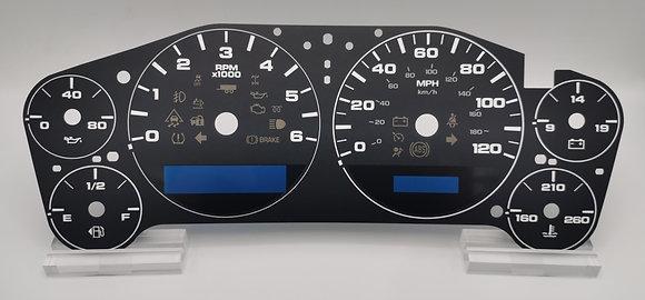 2007-2014 Chevrolet/GMC Truck Gas  Item: NGM312