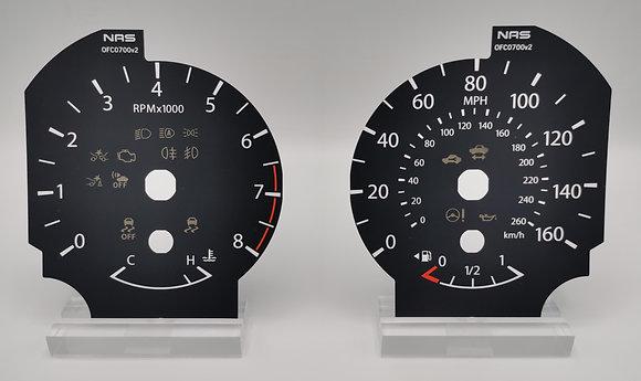 2015-2019 Nissan Murano/Maxima  Item: OFC0700v2