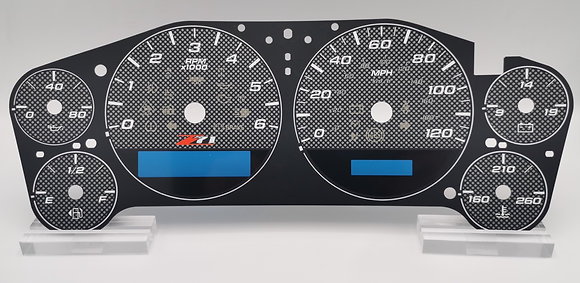 2007-2014 Chevrolet/GMC Truck Z71  Item: NGM305