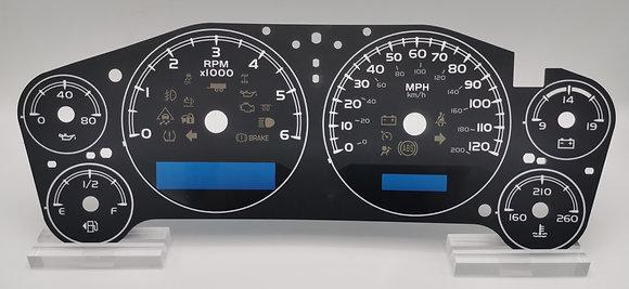 2007-2014 Chevrolet/GMC Truck  Item: NGM300