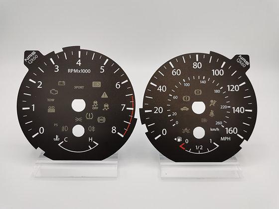 2017-2020 Infiniti QX60/Nissan Pathfinder  Item: IN0550