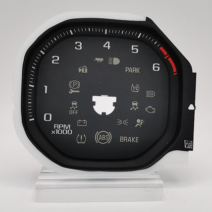 2019-21 GMC Sierra, tach   Item: GM2575