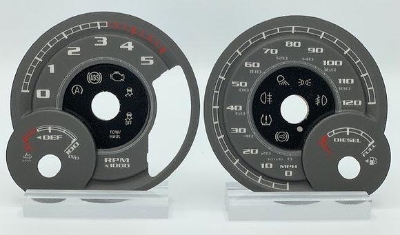 2013-18 Ram Limited, Diesel   Item: C3016