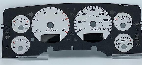 2007-09 Ram HD Diesel, Daytona Edition   Item: C1000
