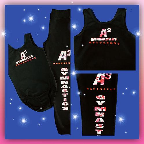A3 Activewear -Supergirl Power Suit LEOTARD