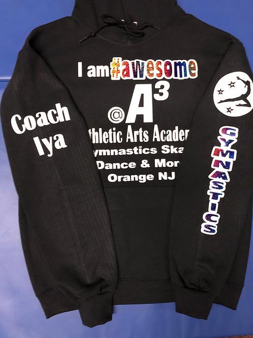 #Awesome Hoodie - Gymnastics
