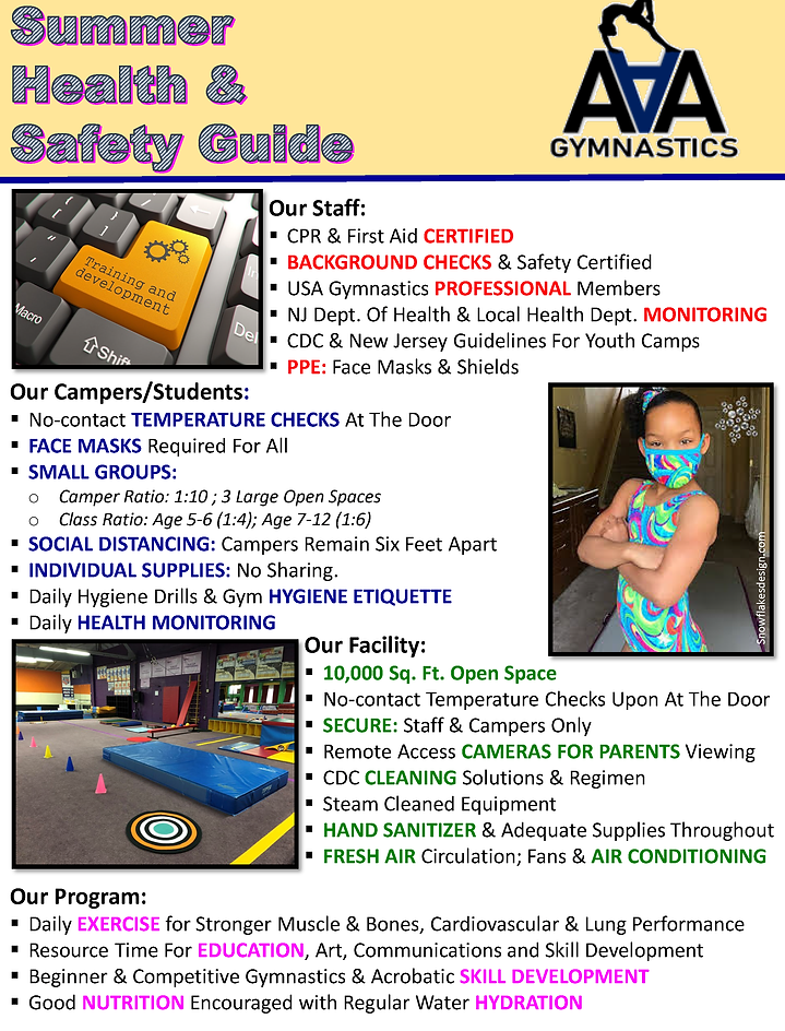 2020 Summer Camp Health & Safety Guide.p