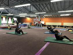Social Distance Gymnastics