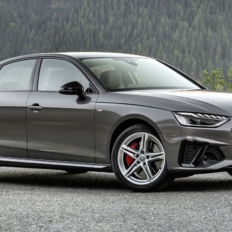 AUDI A4 FACELIFT: THE BEST GERMAN CAR TO GET INTO?