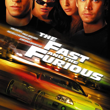 FAST & FURIOUS:  IS IT THE BEST MOVIE FOR CAR GUYS??