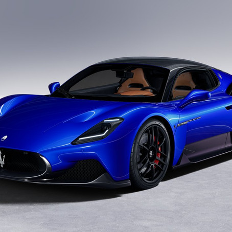 IS THE MASERATI MC20 IS THE BEST V6 SUPERCAR??