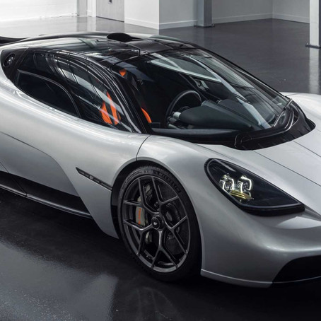 GORDON MURRAY'S T-50: THE PROPER TRIBUTE TO THE MCLAREN F1??