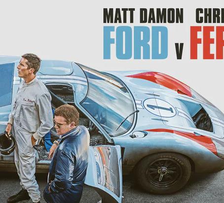 FORD VS FERRARI: THE UNTOLD STORY.....