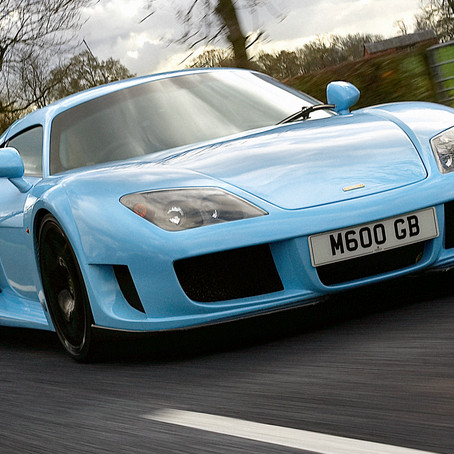 NOBLE M600: THE ULTIMATE UNKNOWN SUPERCAR?