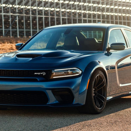 DODGE CHARGER WIDEBODY: THE ULTIMATE SALOON MONEY CAN BUY??