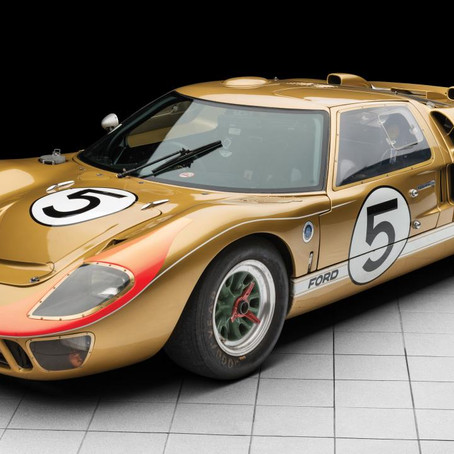 FORD GT40: THE BEST CAR FORD WILL EVER MAEK??