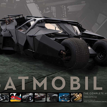 BATMOBILE: COOLEST FICTIONAL CAR EVER?
