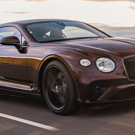 BENTLEY CONTINENTAL GT: THE ONE THAT DOES IT ALL CAR??