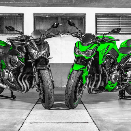 WHY THE KAWASAKI Z900 WAS EVEN CREATED?