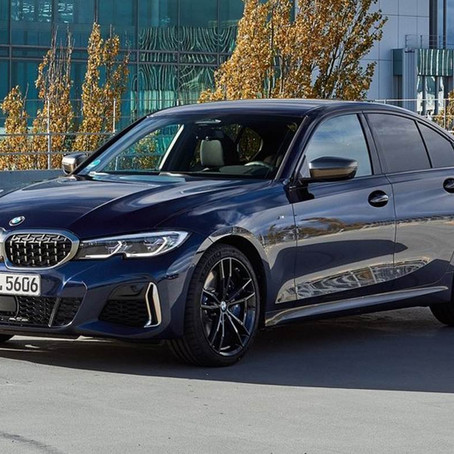 BMW M340i: IS IT THE BABY M3??