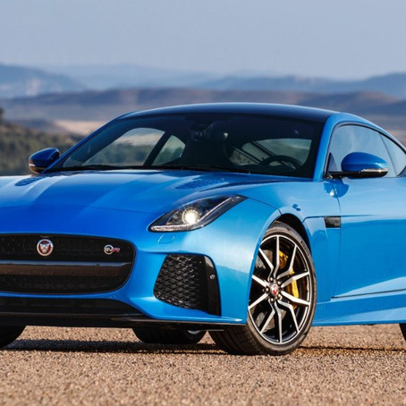 JAGUAR F-TYPE SVR: THE WILDEST JAAAG MONEY CAN BUY??