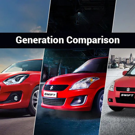 HOW MARUTI SUZUKI RUINED THE SWIFT: THE JOURNEY TO BECOMING THE OFFICIAL TINCAN OF INDIA