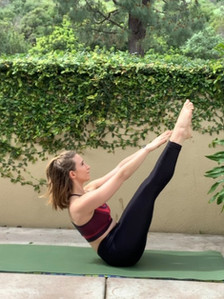 Pilates With Kelsey-Virtual Sessions