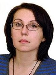 Оксана Александровна Антошкина –
