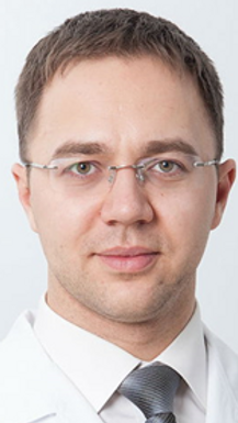 К.м.н. Александр Анатольевич Митраков –