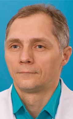 Д.м.н. Сергей Александрович Габриэль –