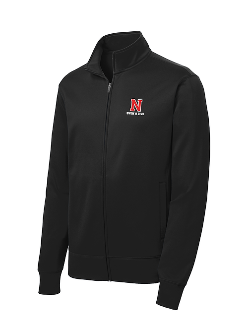NV Swim & Dive Performance Fleece Zip Up Sweatshirt