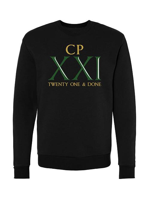 CP Seniors XXI Fleece Crewneck