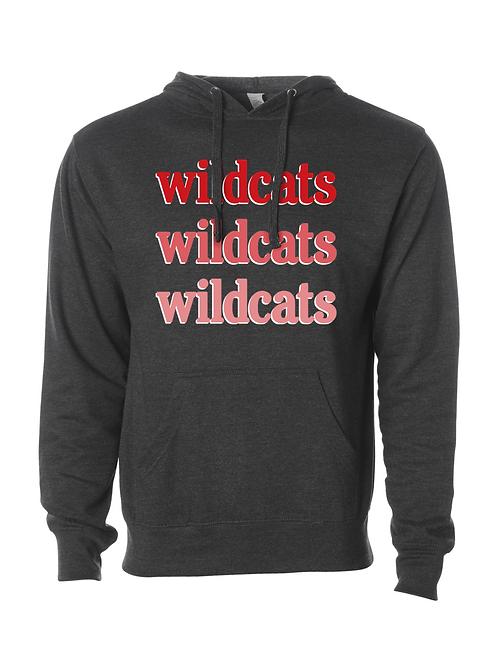 NV Spirit Wildcats Hoodie