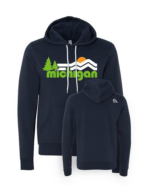 Michigan Outdoor Hoodie