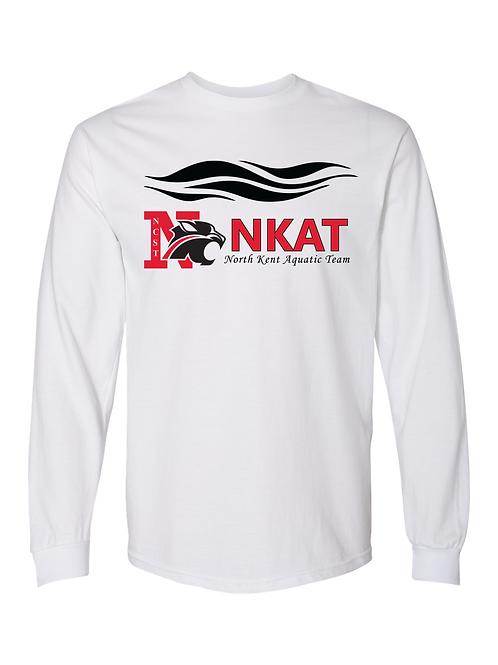 NKAT Aquatic Team Long Sleeve Tee