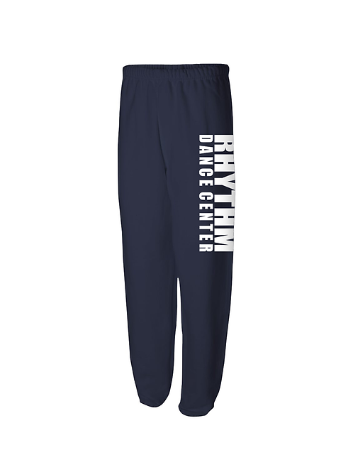 Rhythm Dance Elastic Cuff Sweatpants