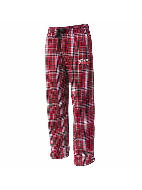 NKAT Aquatic Team Flannel PJs with Pockets