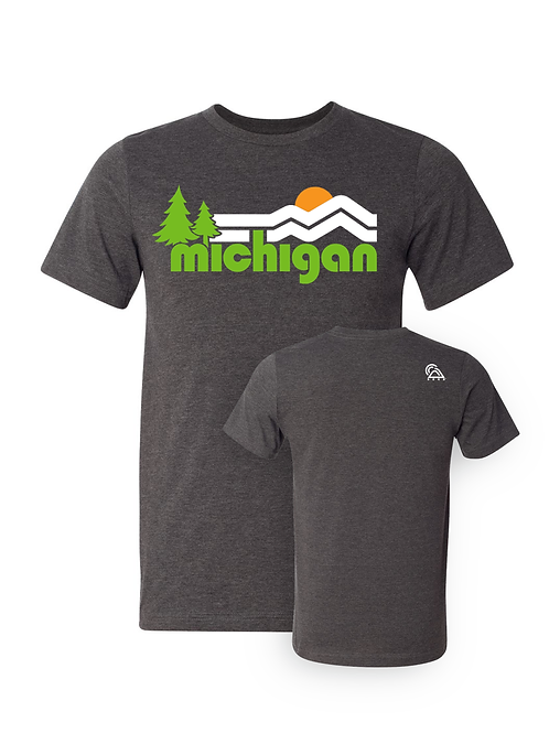 Michigan Outdoor Tee