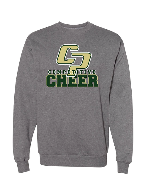 CP Cheer Fleece Crewneck