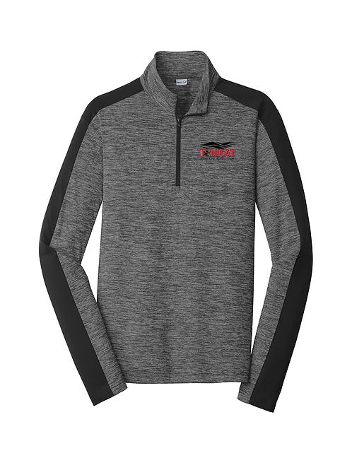 NKAT Aquatic Team Lightweight Performance 1/4 Zip Shirt