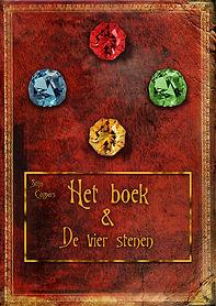 Het boek en de vier stenen