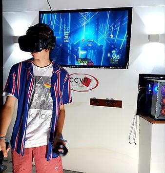 new VR HMD