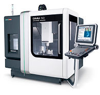 Certact, Engineering, CNC Milling, DMC
