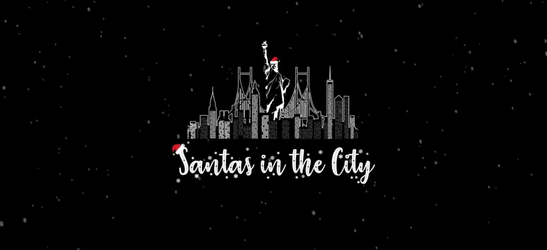 Santas in the City