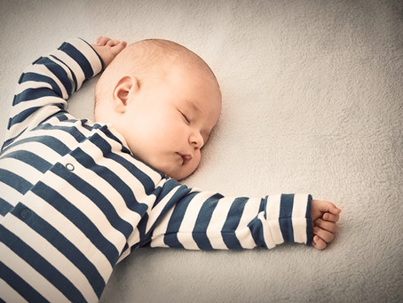 4 Tips You Need To Know To Get Your Baby Sleeping Better Tonight!