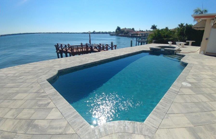 Diplomat-Style Pool