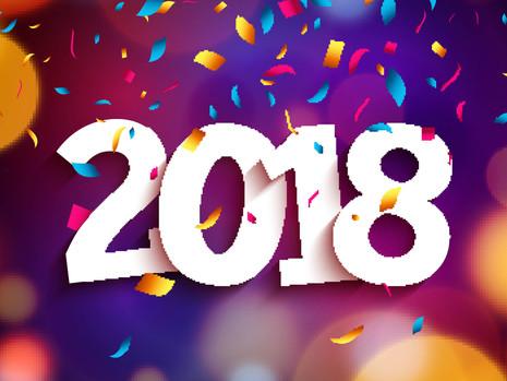 2018 National Vaulting Calendar