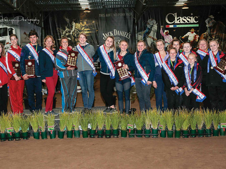 Report on National Vaulting Championships (2018)